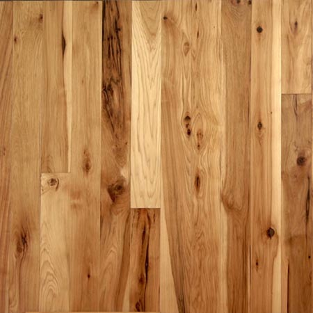 Engineered flooring rustic hickory engineered flooring for Hardwood floors hickory