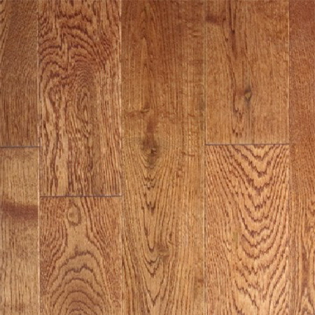 White Oak Gunstock Solid Prefinished Hardwood Flooring