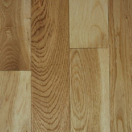 White oak natural solid prefinished hardwood flooring for Prefinished flooring