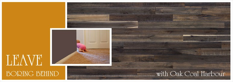 Oak Coal Harbour Solid Hardwood Flooring