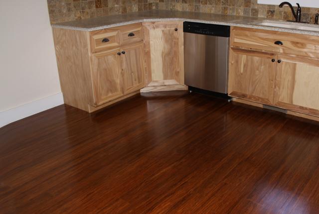 bamboo carbonized strand hardwood floor esl hardwood. Black Bedroom Furniture Sets. Home Design Ideas