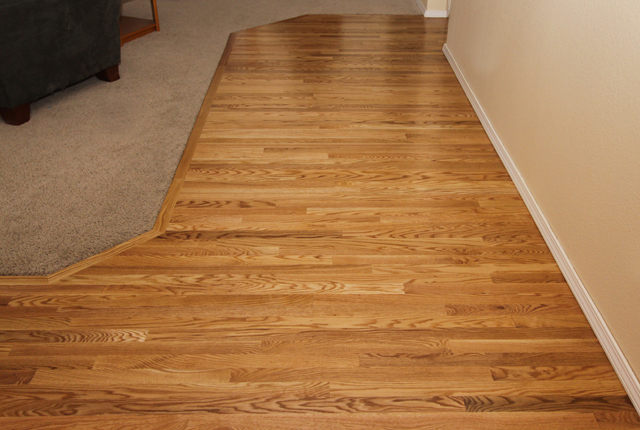 Red Oak Hardwood Floor Esl Hardwood Floors Portfolio
