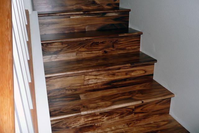ACACIA STAIRCASE ESL Hardwood Floors Portfolio