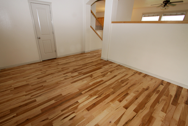Wood Floor September 2014
