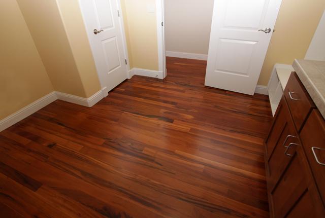 Tigerwood Hardwood Floor Esl Hardwood Floors Portfolio Hardwood