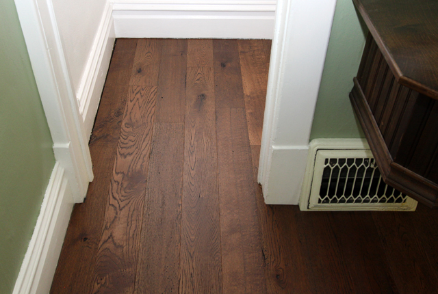 Black River Rustic Oak Hardwood Floor Esl Hardwood Floors