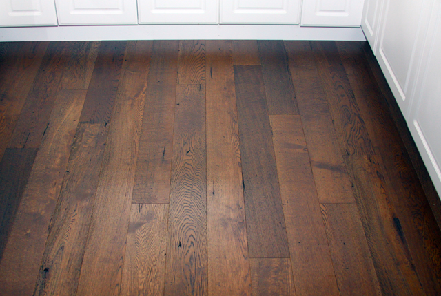 Black River Rustic Oak Hardwood Floor Esl Hardwood