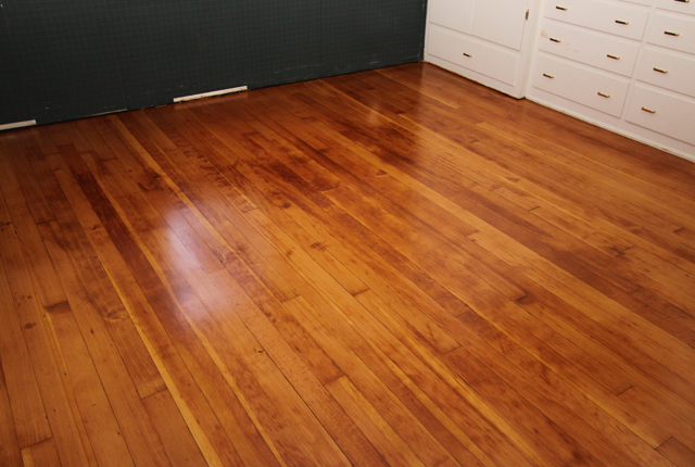 Fir Refinish Hardwood Floor 3302c