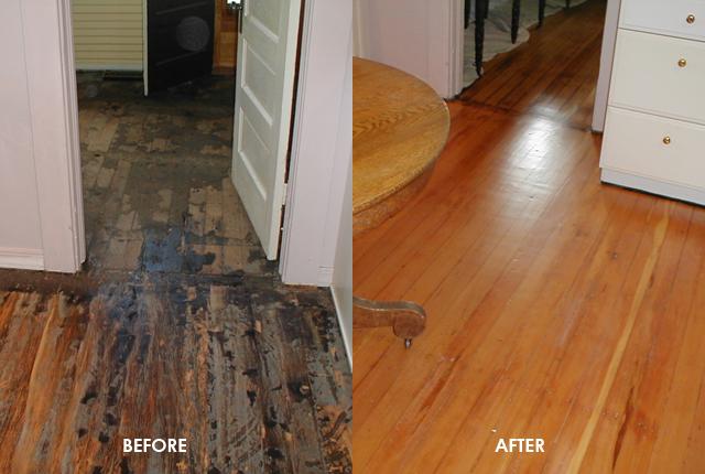 Fir Refinish Hardwood Floor 9999b