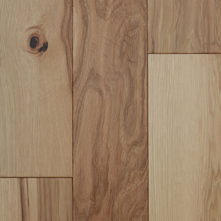 Abode Collection Hickory Natural Hardwood Flooring