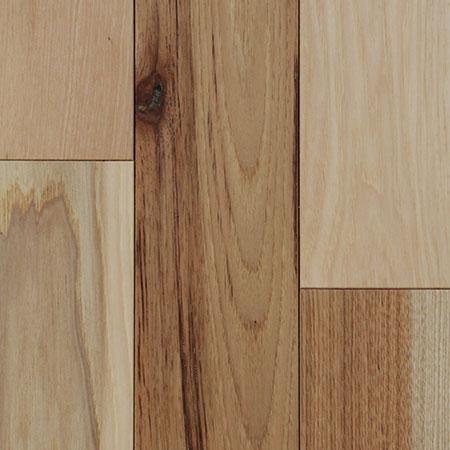 Hickory Solid Natural Prefinished Hardwood Flooring