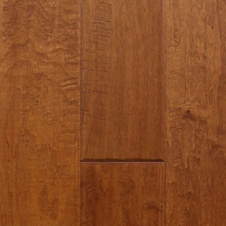 ESL Hardwood Floors Maple Brown Sugar Prefinished Engineered Flooring