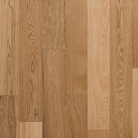 Prefinished Engineered White Oak  Hardwood Flooring