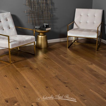 Royal Collection Timberland Hickory Hardwood Flooring