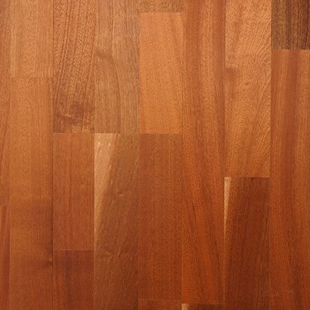Sapele 3 Strip Prefinished  Engineered Hardwood Flooring