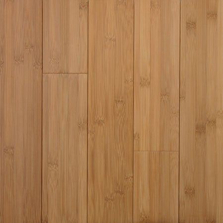 Solid Bamboo Horizontal Carbonized Flooring