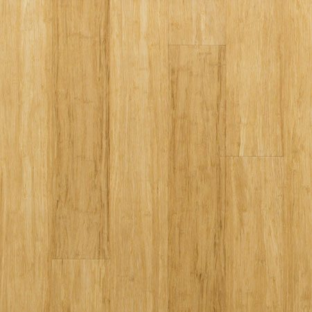 Solid Bamboo Natural Strand Flooring
