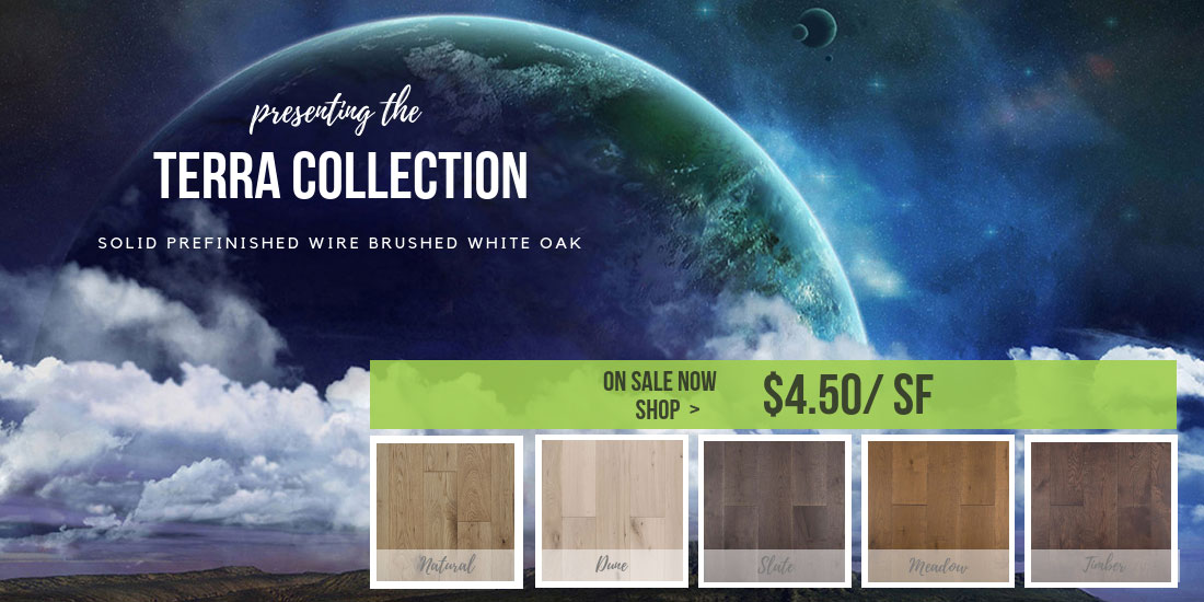 terra collection solid hardwood flooring