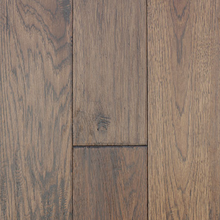 Abode Collection Hickory Saddle Strap Hardwood Flooring