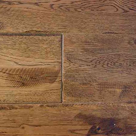 PREFINISHED SOLID OAK CHARCOAL HARDWOOD FLOORING