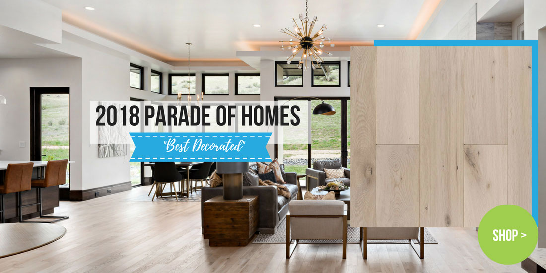Parade Of Homes 2018 Solid Hardwood Flooring