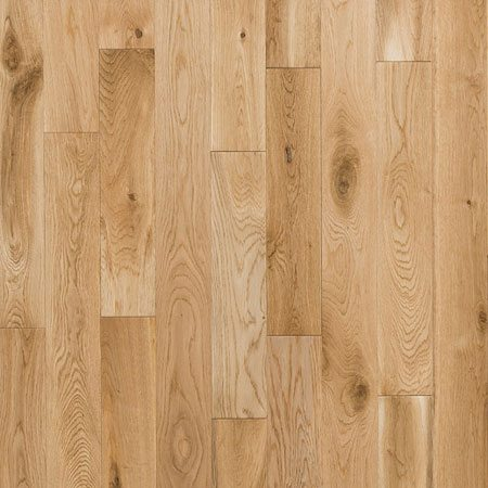 Solid Classic Collection White Oak Natural
