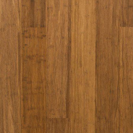 Engineered Bamboo Flooring Strand Carbonized