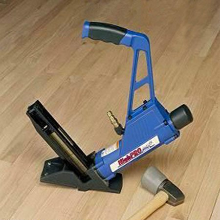 Highpro-fs50 Pneumatic Prefinish Flooring Stapler