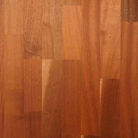 Sapele 3 Strip Prefinished  Engineered Hardwood Flooring