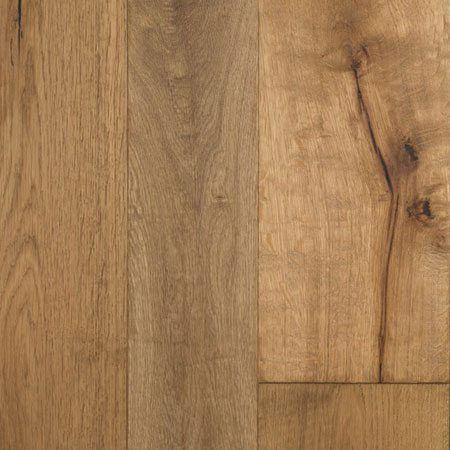 Smoked Oak Oil Finish Engineered Hardwood Flooring
