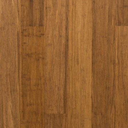 Solid Bamboo Strand Carbonized Flooring